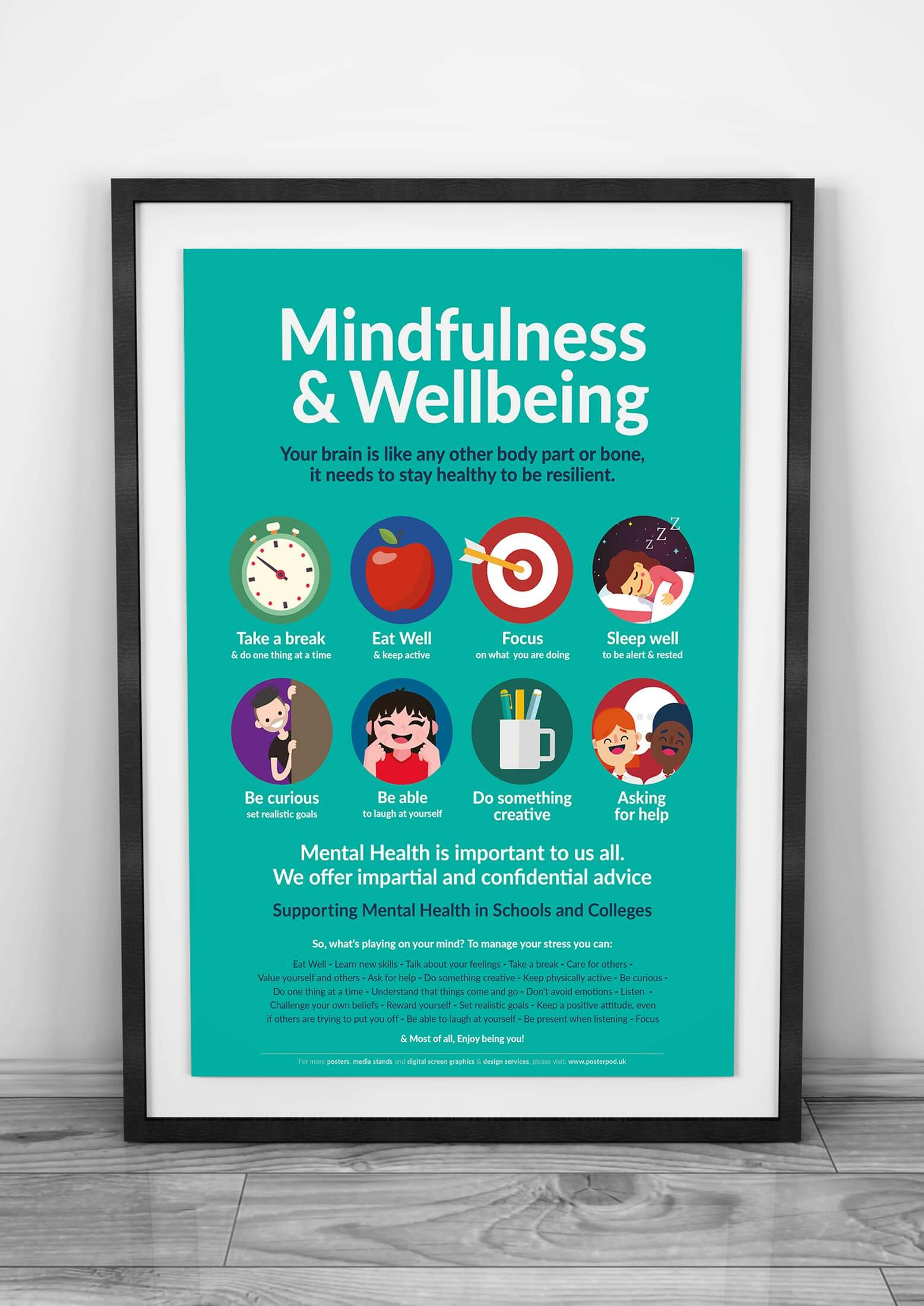 Mental Health Posters